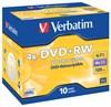 Obrázek DVD / RW Verbatim  -  DVD + RW