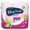 Obrázek Toaletní papír Big Soft Plus  -  bílá