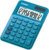 Obrázek Casio MS 20 UC stolní kalkulačka displej 12 míst modrá