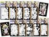 Obrázek Škrabací obrázek barevný - 15 x 10 cm / mix hračky, zvířátka