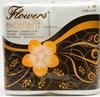 Obrázek Flowers Excellent toaletní papír 2-vrstvý 4ks